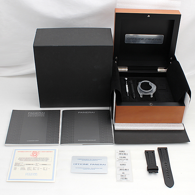 ルミノール GMT PAM00088 サブ画像4