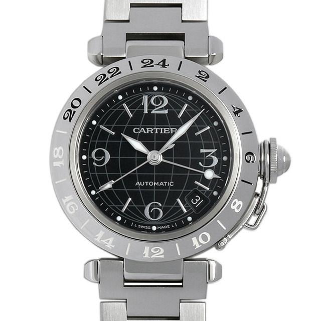 パシャC メリディアン GMT ビッグデイト W31049M7 メイン画像