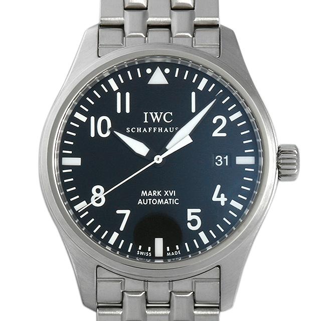 IWC マーク16 マークXVI IW325504 中古 メンズ