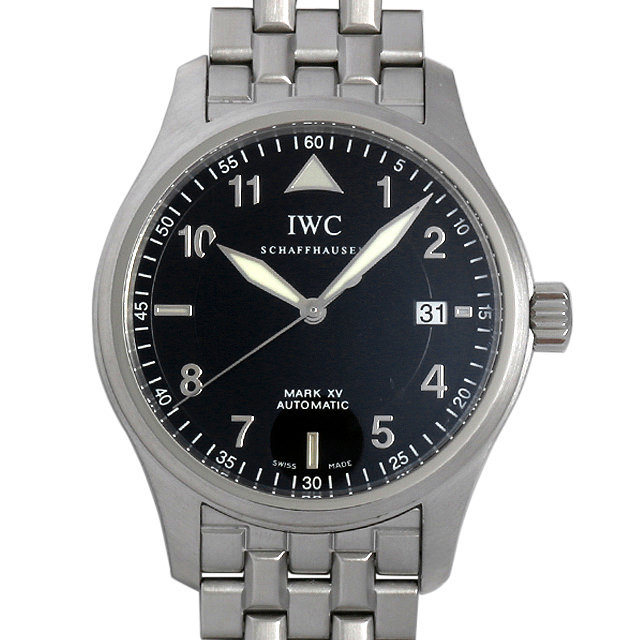 IWC マーク15 スピットファイア IW325312 中古 メンズ