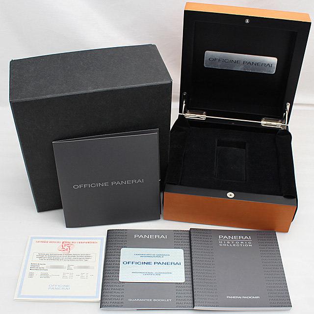 ラジオミール ブラックシール PAM00183 サブ画像5