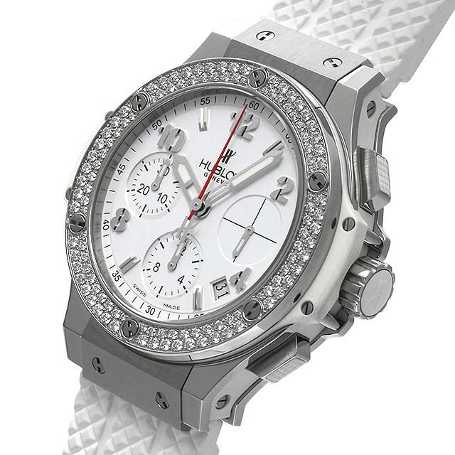 ビッグバン スチールホワイト ダイヤモンド 342.SE.230.RW.114 サブ画像1
