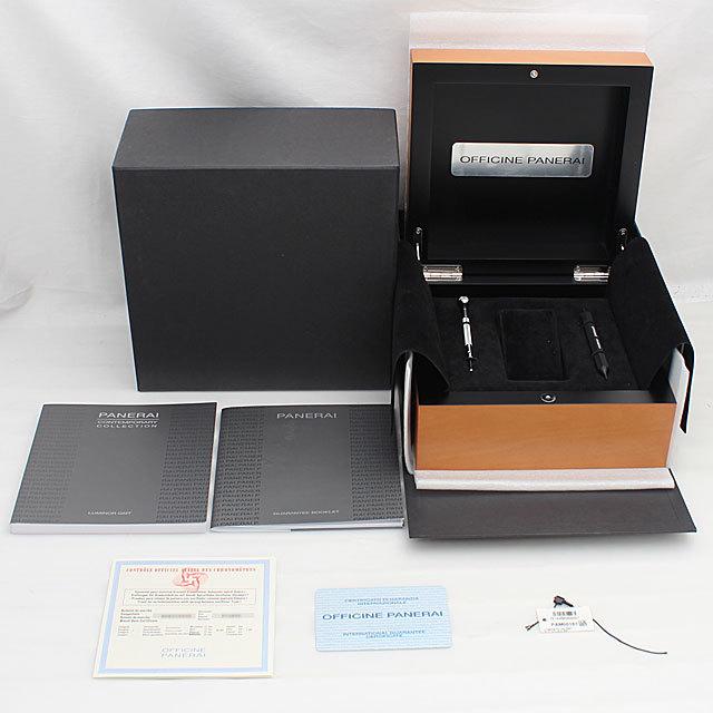 ルミノールGMT PAM00161 サブ画像4