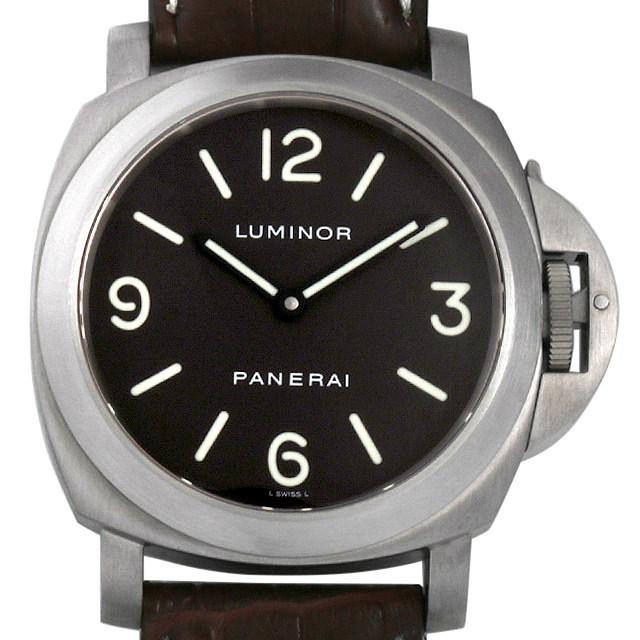パネライ ルミノール ベース D番 PAM00055