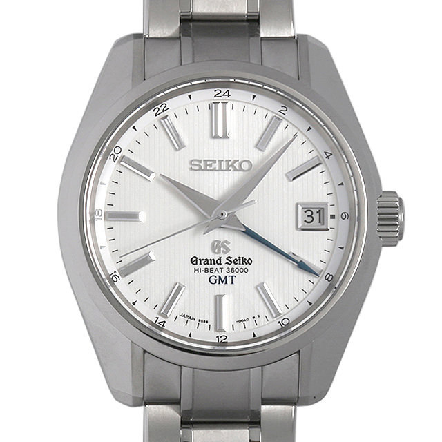 グランドセイコー GMT メカニカル ハイビート マスターショップ限定 SBGJ011 中古 メンズ
