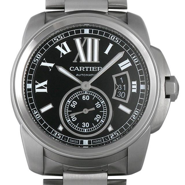 カルティエ カリブル ドゥ カルティエ W7100016 中古 メンズ