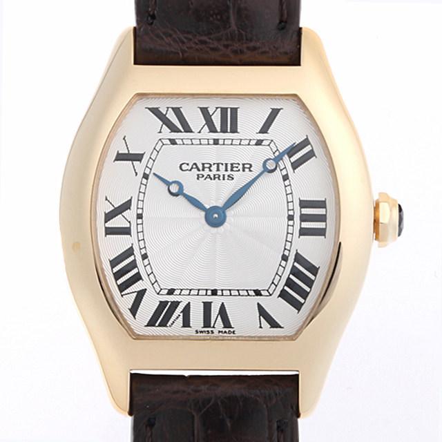カルティエ トーチュ LM CPCP W1531851 中古 メンズ