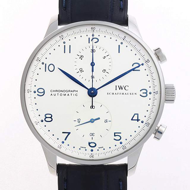 IWC ポルトギーゼ クロノグラフ IW371417