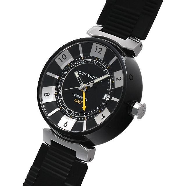 タンブール イン ブラック GMT Q113K サブ画像1