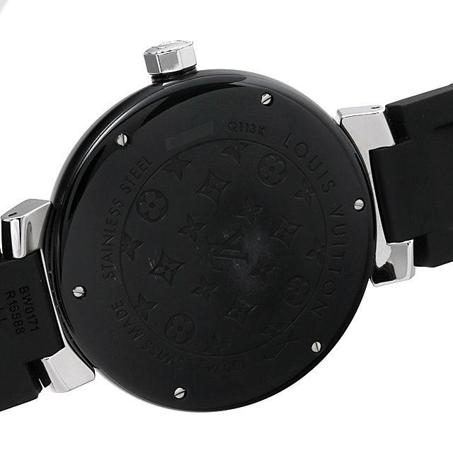 タンブール イン ブラック GMT Q113K サブ画像5