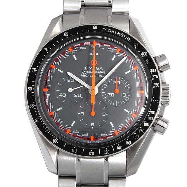 スピードマスター プロフェッショナル マークII アポロ11号 35周年記念モデル 3570-40 メイン画像