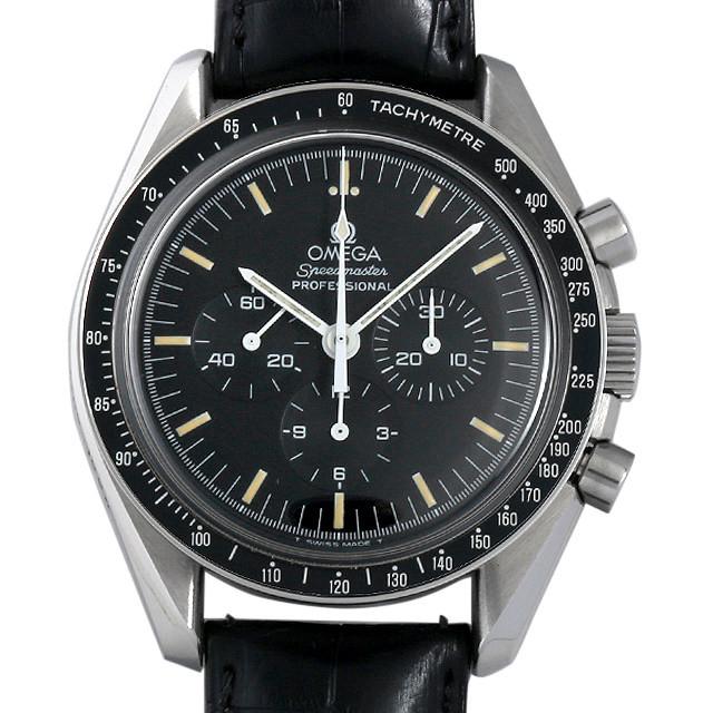 オメガ スピードマスター アポロ25周年限定モデル 3891.5081 中古 メンズ
