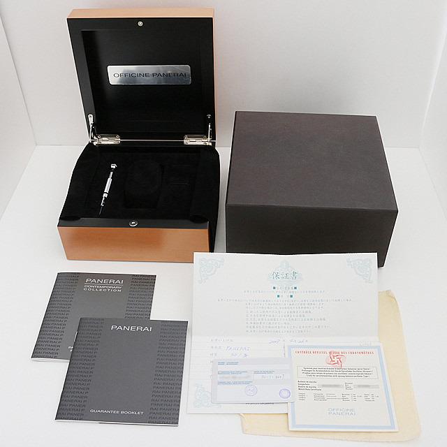 ルミノール パワーリザーブ PAM00090 サブ画像4