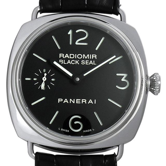 パネライ ラジオミール ブラックシール J番 PAM00183