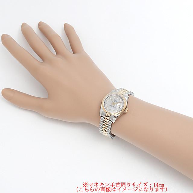 デイトジャスト 10Pダイヤ 179173NG サブ画像4