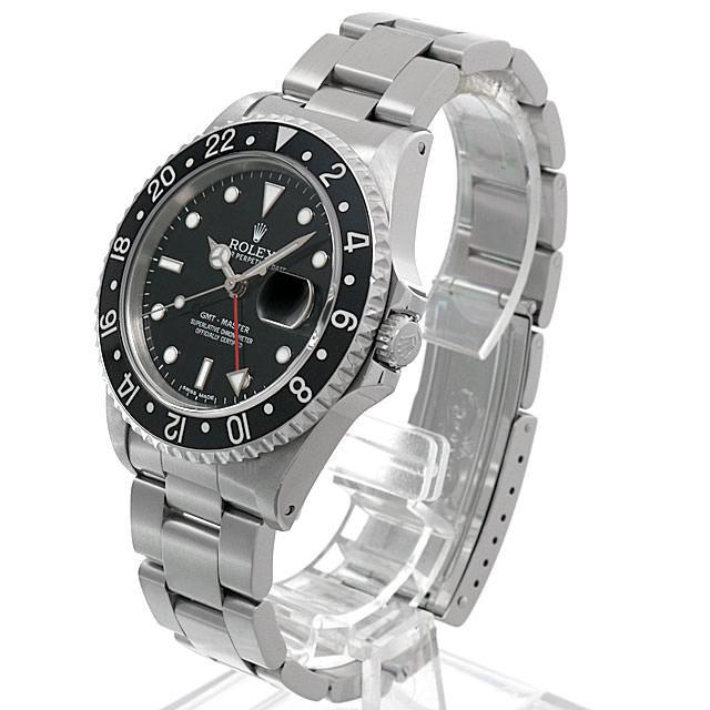 GMTマスター 黒ベゼル 16700 サブ画像1
