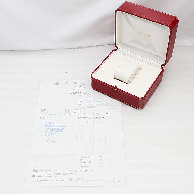 ミニタンク アールデコ ケースダイヤモンド WB202331 サブ画像5