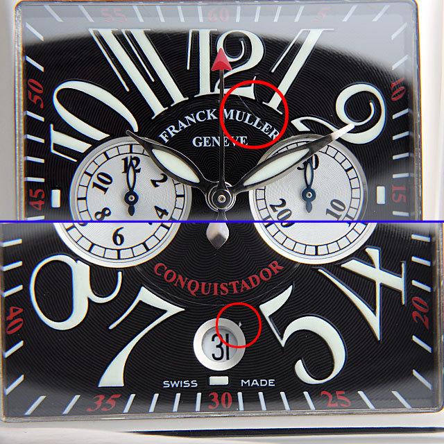 コンキスタドール コルテス クロノグラフ 10000CC OG サブ画像6