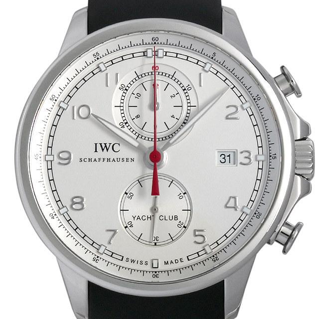 IWC ポルトギーゼ ヨットクラブ IW390211 中古 メンズ