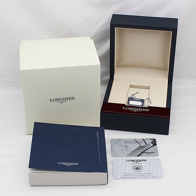 エヴィデンツァ ダイヤモンド L2.155.0.08.6 サブ画像4