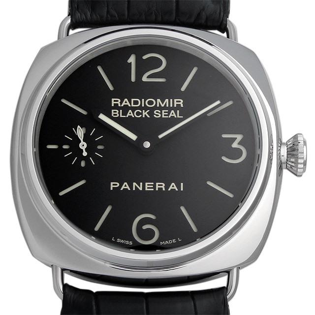 ラジオミール ブラックシール PAM00183 メイン画像