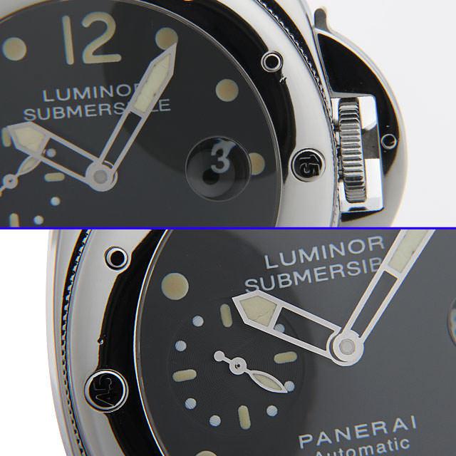 ルミノール サブマーシブル PAM00024 サブ画像4
