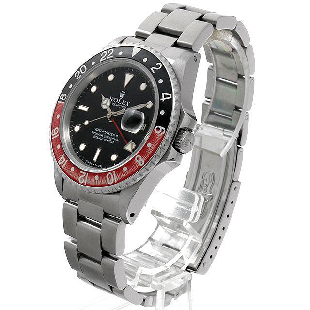 GMTマスターII 赤黒ベゼル ファットレディ 16760 サブ画像1