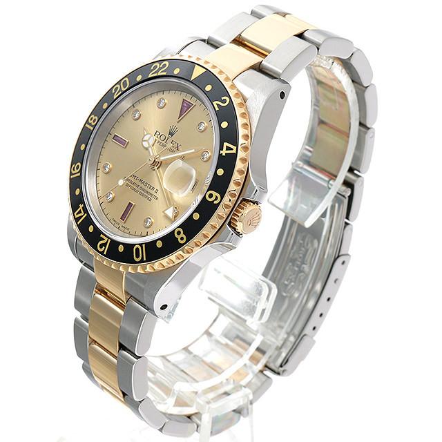GMTマスターII 16713RG サブ画像1