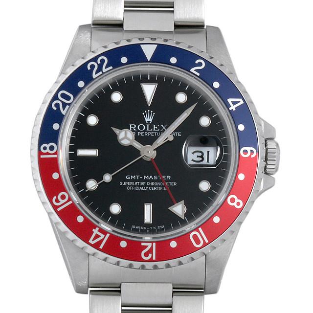 ロレックス GMTマスター 赤青ベゼル E番 16700