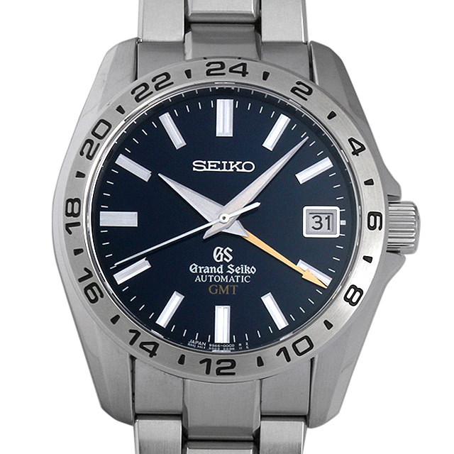 グランドセイコー メカニカル GMT 10周年記念モデル SBGM029 メイン画像