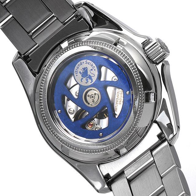 グランドセイコー メカニカル GMT 10周年記念モデル SBGM029 サブ画像2