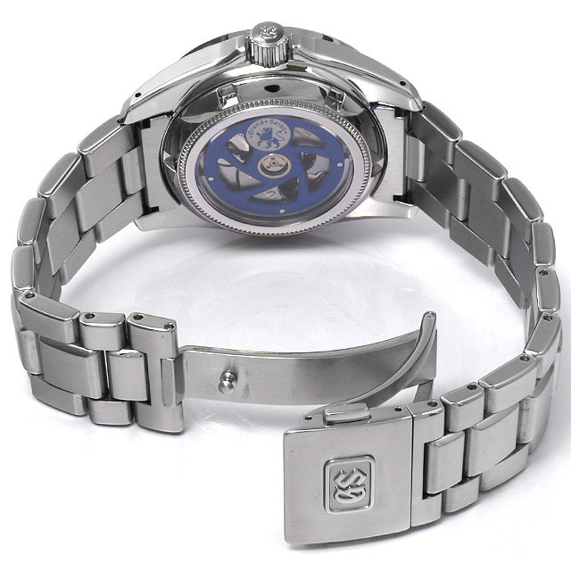 グランドセイコー メカニカル GMT 10周年記念モデル SBGM029 サブ画像3