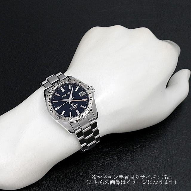 グランドセイコー メカニカル GMT 10周年記念モデル SBGM029 サブ画像4