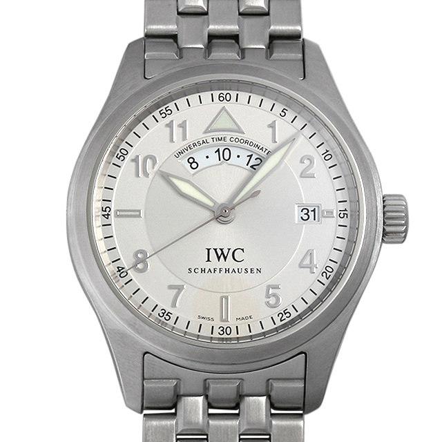 SALE IWC フリーガーUTC スピットファイア IW325108 中古 メンズ