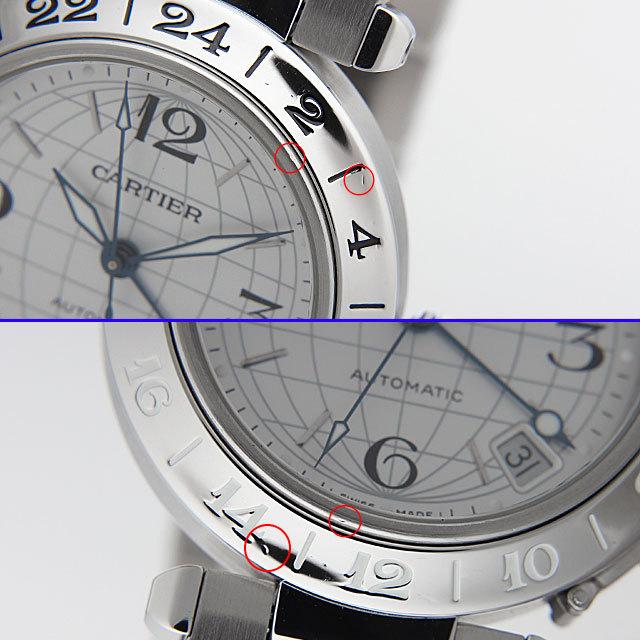 パシャC GMT メリディアン W31078M7 サブ画像5