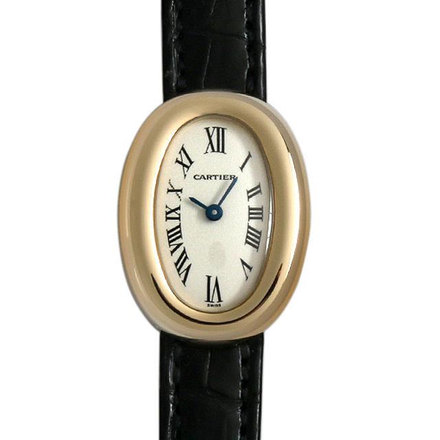 カルティエ ミニベニュワール W1510956 中古 レディース