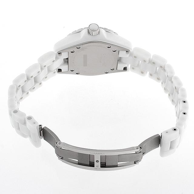 J12 白セラミック 12Pダイヤ H1628 サブ画像3