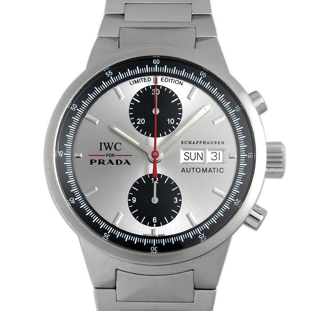IWC GSTクロノグラフ プラダ 世界限定2000本 IW370802 中古 メンズ