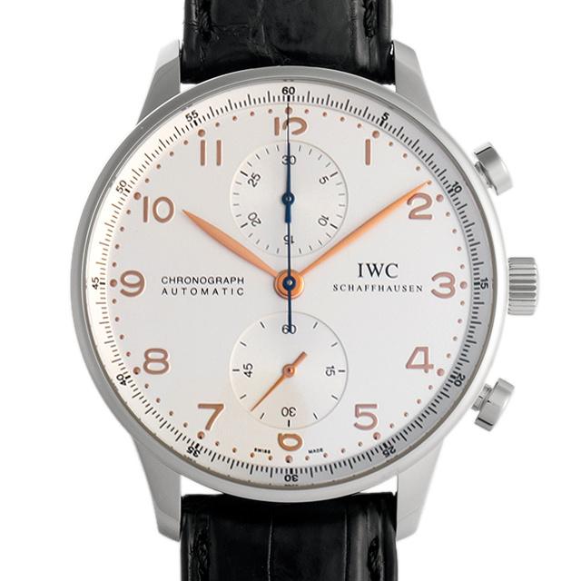 IWC ポルトギーゼ クロノグラフ 金針 IW371401