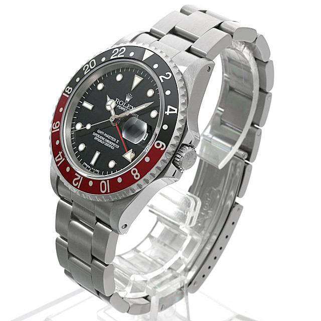 GMTマスターII 赤黒ベゼル 16710 サブ画像1