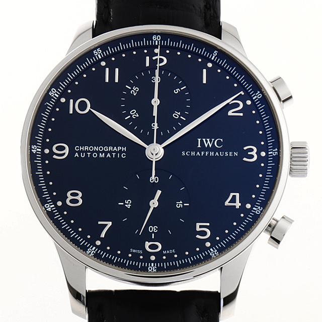 IWC ポルトギーゼ クロノグラフ IW371438