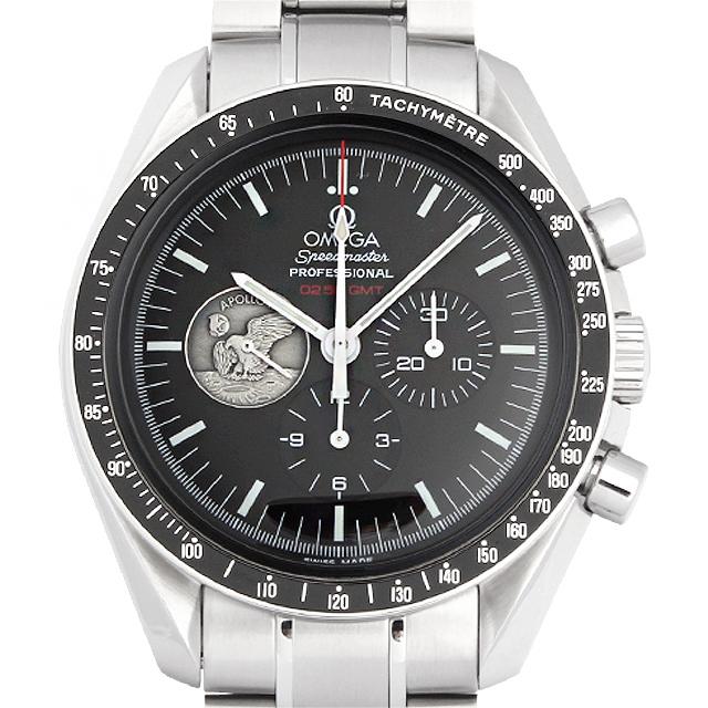 スピードマスター プロフェッショナル アポロ11号月着陸40周年記念モデル 311.30.42.30.01.002 メイン画像