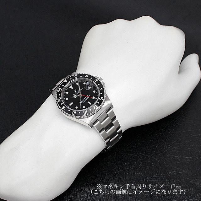 GMTマスター 黒ベゼル 16700 サブ画像3