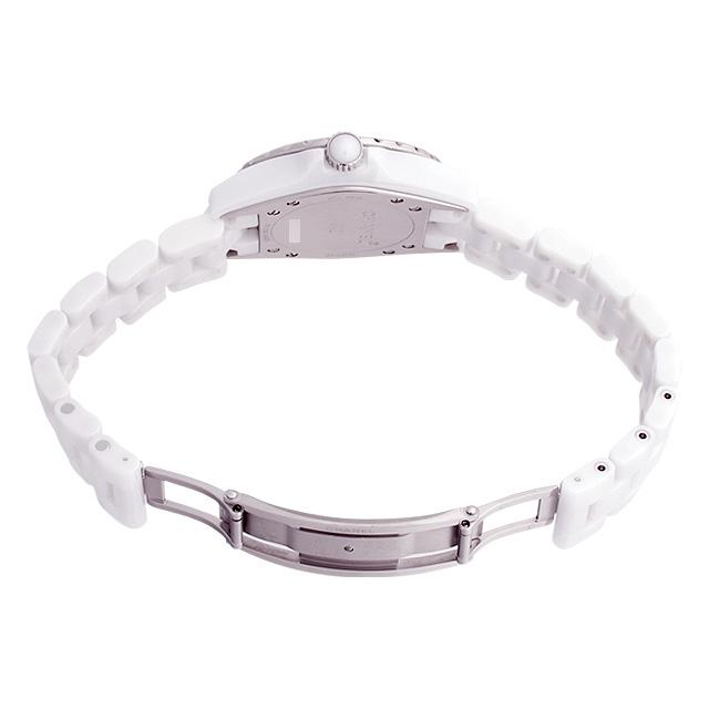 J12 白セラミック 8Pダイヤ ダイヤベゼル H3110 サブ画像3