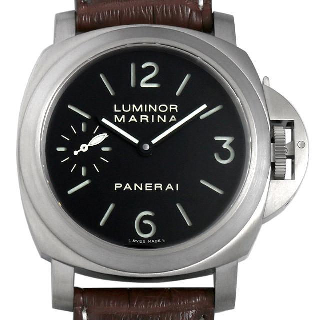 パネライ ルミノールマリーナ J番 PAM00177