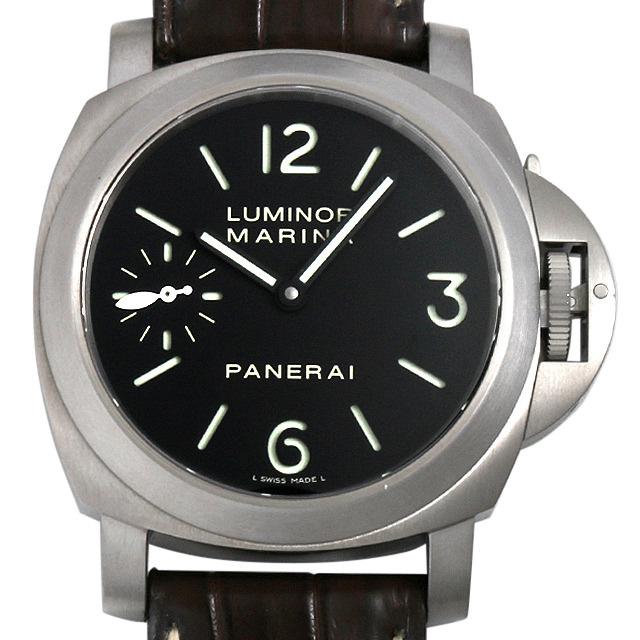 パネライ ルミノールマリーナ P番 PAM00177