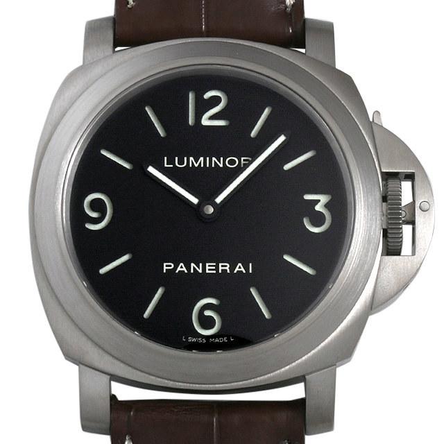 パネライ ルミノール ベース チタニオ PAM00176 M番