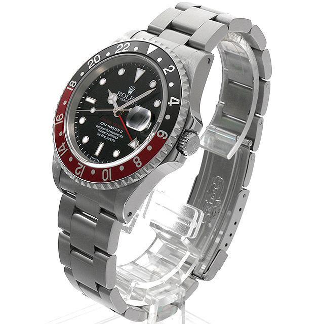 GMTマスターII 赤黒ベゼル リアルマッコイズ チャックイエーガー セカンドモデル 16710 サブ画像1