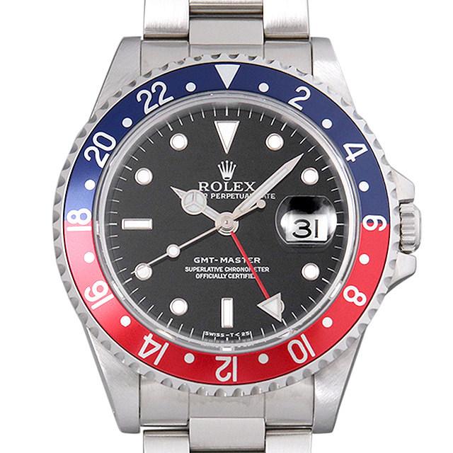 ロレックス GMTマスター 赤青ベゼル S番 16700