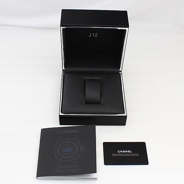 J12 マリーン 黒セラミック H2561 サブ画像4
